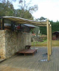 Pérgolas y estructuras para exterior