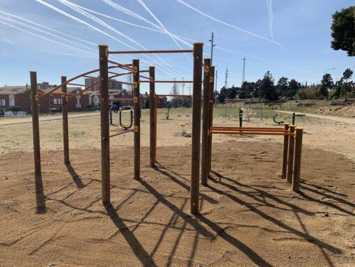 Workout de madera (2)