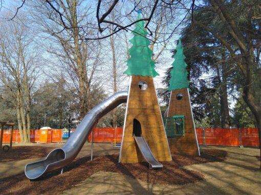 MAGIC TREE TOWERS (1) BY LEGNOLANDIA